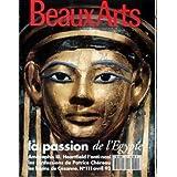 BEAUX ARTS MAGAZINE N? 111 du 01-04-1993 LA PASSION DE L'EGYPTE - AMENOPHIS III - HEARTFIELD L'ANTI-NAZI - LES CONFESSIONS DE PATRICE CHEREAU - LES LECONS DE CEZANNE