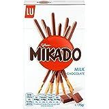 Mikado Lait Biscuit Au Chocolat 75G