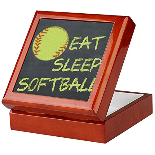 cafepress-eat-sleep-softball-keepsake-box-finished-hardwood-jewelry-box-velvet-lined-memento-box