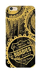 Roadies Hard Case Mobile Cover for Apple Iphone 6