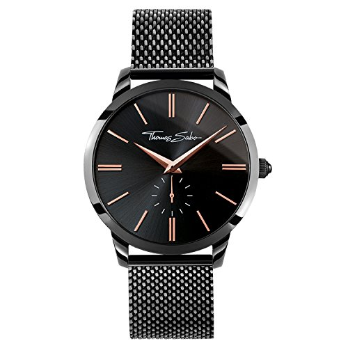 Thomas Sabo, Montre Homme WA0271-202-203-42 mm