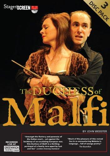 Duchess Of Malfi, The by Edmund Kingsley Peter Bankole