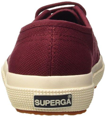 Superga Unisex-Erwachsene 2750 Cotu Classic Low-Top Braun