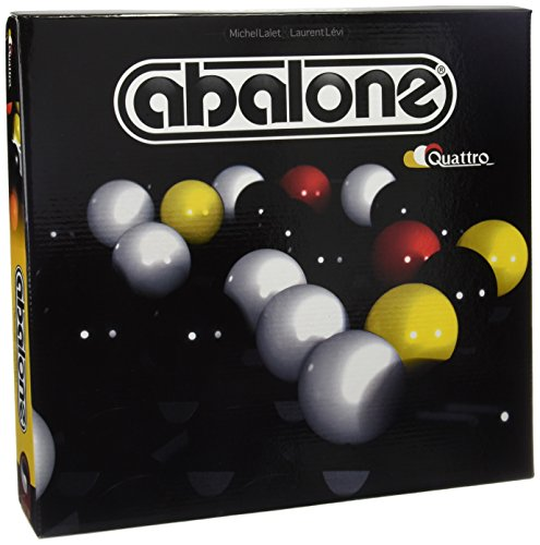 Abalone-Quattro-Strategiespiel