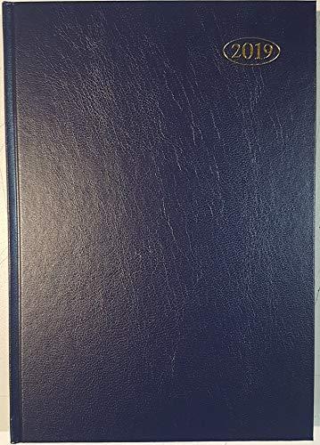 Hardcover Tagebuch 2015 Marineblau A5 - Ein Tag Pro Seite (2015 Tagebuch-seite Ein Tag)
