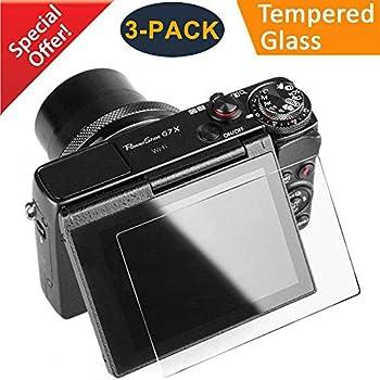 Displayschutzfolie für Canon G7 X Mark II G9X G7X: Amazon