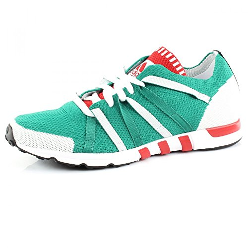 Adidas Equipment Racing 93 PK Primeknit, sub green/ftwr white/collegiate red