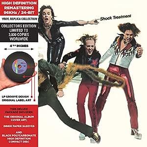 Shock Treatment - Paper Sleeve - CD Vinyl Replica Deluxe