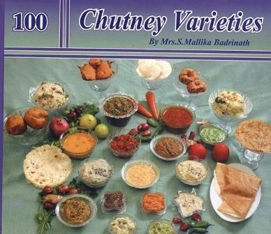 100 CHUTNEY VARIETIES