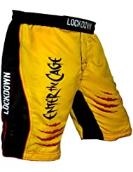 """Lockdown Fightwear """"entrad"""" lucha MMA lucha UFC grande"""