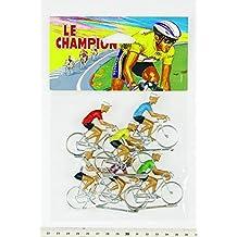 Le champion 6 cyclistes