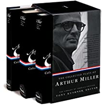 The Collected Plays of Arthur Miller: (A Three-Volume Boxed Set) (Library of America)