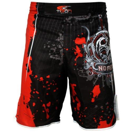 Pro Gel Fight Shorts UFC MMA Grappling Short Kick Boxing Muay Thai Cage Pants Abbildung 3