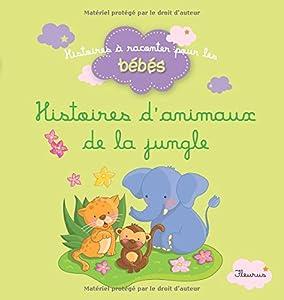 """Afficher """"Histoires d'animaux de la jungle"""""""