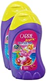 #3: Big Bazaar Combo - Carrie Junior Hair and Body Wash Cheeky Cherry, 100ml (Buy 1 Get 1, 2 Pieces) Promo Pack
