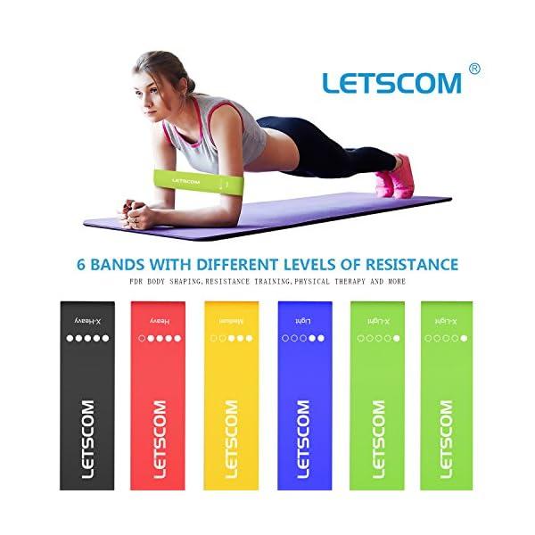 dbdd883fe036 LETSCOM Resistance Loop Bands ...
