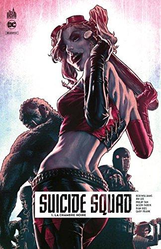 Suicide Squad Rebirth Tome 1