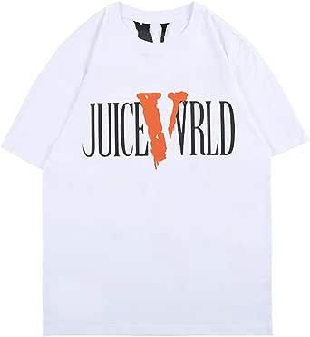 Travis Scott Juice Wrld Legends Never Die V Maglietta Short Sleeve T-Shirt