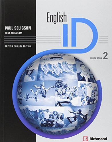 ENGLISH ID BRITANICO 2 WORKBOOK - 9788466821919