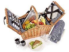 Picknickkorb Sylt 24