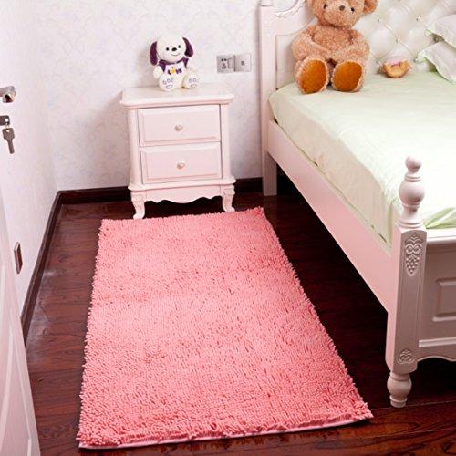 Hmy LRW Teppich Schlafzimmer, Nachttisch Teppich Teppich Teppich (Color : F, Size : 80 * 120cm)