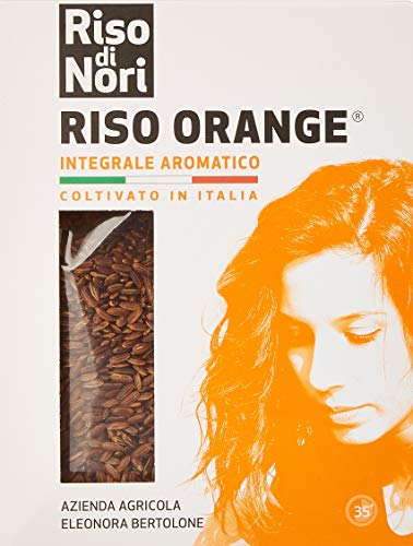 Riso di Nori Riso Integrale Orange 500 gr