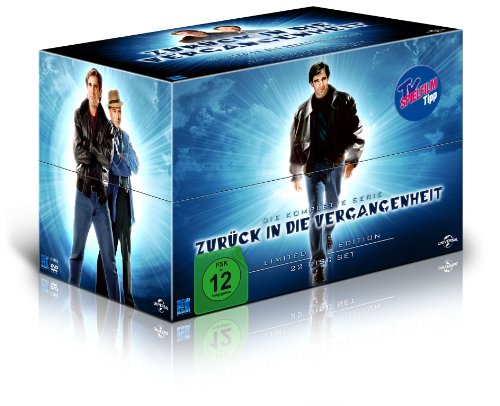 Staffel 1-5 (Limited Edition) (22 DVDs)