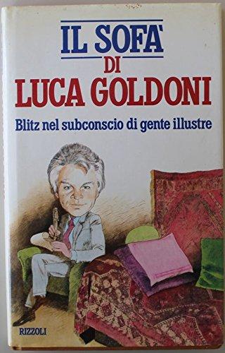 Il sofà di Luca Goldoni - Prima Edizione