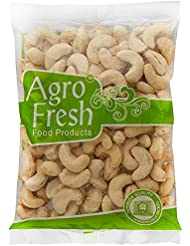 Agro Fresh Whole Cashewnut,  W 240, 200g