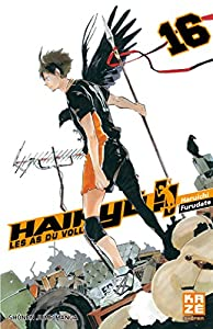 Haikyu!! Les AS du Volley Edition simple Tome 16