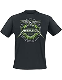 Metallica 100% Fuel - Seek And Destroy T-shirt noir