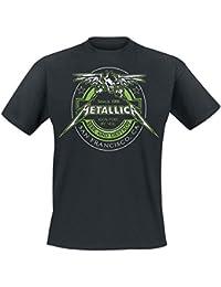 Metallica 100% Fuel - Seek And Destroy T-Shirt schwarz