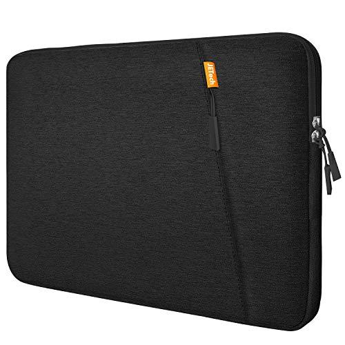 """JETech Hülle für 13,3 Zoll Notebook iPad, Laptop Tasche Schutzhülle Sleeve kompatibel mit 13\"""" MacBook Air, 13\'\' MacBook Pro, 12.3 Surface Pro, Schwarz"""