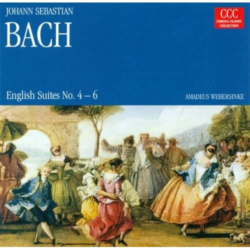 English Suite No. 5 in E minor, BWV 810: III. Courante