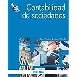 Contabilidad de sociedades (Economía Y Empresa)