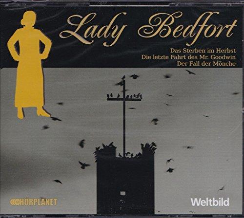 Lady Bedfort - Folge 10-12 - Das Sterben im Herbst - Die letzte Fahrt des Mr. Goodwin - Der Fall der Mönche (Lady Sterben)