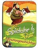 Die Spieluhr-Box, Minutengeschichten - Bernd Brucker