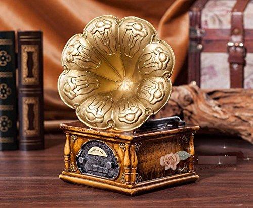 xjoel-mini-weinlese-grammophon-phonograph-spieler-miniatur-retro-ornamente-golden