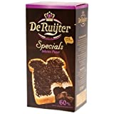De Ruijter Specials Vermicelles au Chocolat, Chocolat, Flocons Intenses Pur, 220 g...