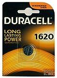 10 Stück Duracell Knopfzellen Lithium 1620 3 Volt