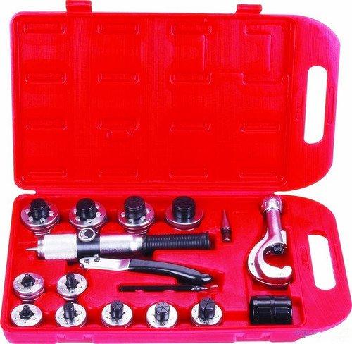 Gowe Outil de fixation tube pour tube extensible Gamme Outil de 10–42 mm ou 1/5,1 cm à 15/20,3 cm refrigerantion Gauge outil