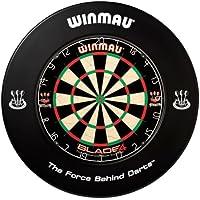 New Winmau Dart Board Surrounds Black