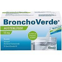 Bronchoverde Hustenlöser 50mg 20 stk preisvergleich bei billige-tabletten.eu