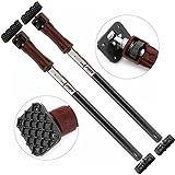 Piher® 2 x Bau-Stützen Lasten-Stangen Montage-Stützen Decken-Stütze Stange 95 bis 170 cm