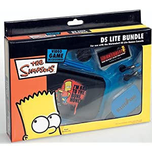 DS Lite Bundle Bart Simpsons