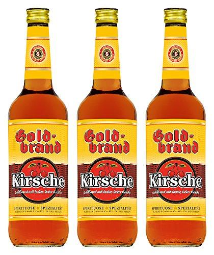 Schilkin Goldbrand Kirsch (3 x 0.7 l)