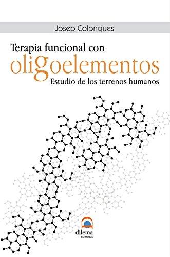 Descargar Libro Terapia funcional con oligoelementos de Josep Colonques