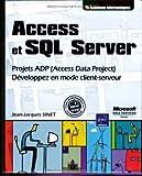 Telecharger Livres Access et SQL Server Developpez en mode client serveur Projets ADP Access Data Project (PDF,EPUB,MOBI) gratuits en Francaise