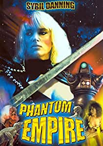 Phantom Empire [DVD] [1986] [Region 1] [US Import] [NTSC]