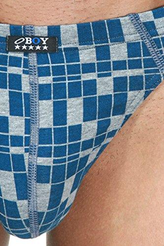 OBOY U96 String Grau/Blau
